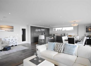 Thumbnail 3 bed flat for sale in Eden Point, Leigh-On-Sea, Essex