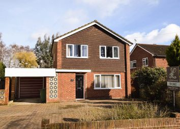 Thumbnail 3 bed detached house for sale in Ship Lane, Farnborough