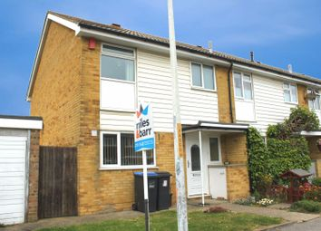 Thumbnail 3 bed end terrace house for sale in Irvine Drive, Margate