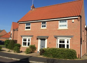 Thumbnail 4 bed detached house for sale in Carnell Lane, Balderton, Newark