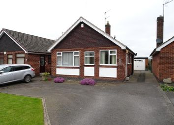 Thumbnail 2 bed detached bungalow for sale in High Lane West, West Hallam, Ilkeston