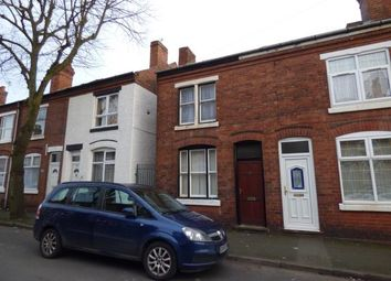 Thumbnail 2 bed terraced house for sale in Scarborough Road, Walsall, West Midlands