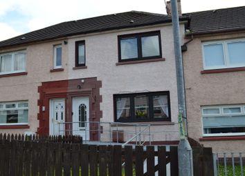 Thumbnail 3 bed terraced house for sale in Clapperhowe Road, Motherwell