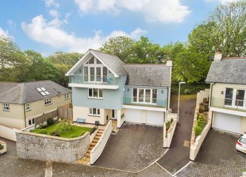 Thumbnail 4 bedroom detached house for sale in Stewart Court, Falmouth