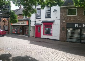 Retail premises to let in Church Street, Evesham WR11