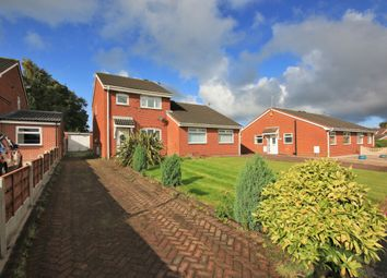 Thumbnail 3 bed semi-detached house for sale in Queen Street, Highfield, Wigan