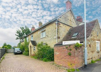 Thumbnail 4 bed detached house for sale in Station Road, Burton Latimer, Kettering
