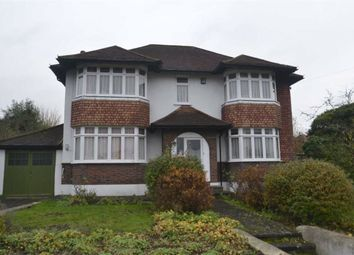 Thumbnail 4 bed detached house for sale in Woodmansterne Road, Carshalton