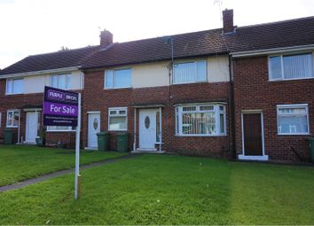 Thumbnail 4 bed terraced house for sale in Dunmail Road, Stockton-On-Tees