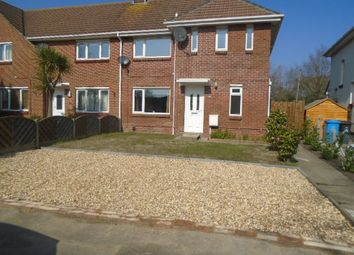 Thumbnail 3 bed semi-detached house to rent in Johnston Road, Poole