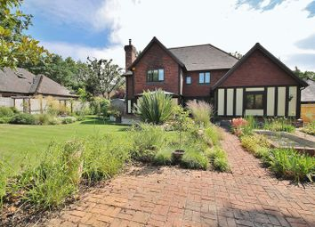 Thumbnail 5 bed detached house for sale in Monkmead Lane, West Chiltington, Pulborough