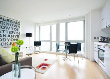 Thumbnail Studio to rent in Ontario Tower, Canary Wharf