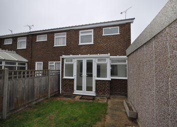 Thumbnail 2 bed end terrace house to rent in Cornwall Road, Herne Bay