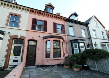 Thumbnail 2 bed flat to rent in Manor Road, Wallasey