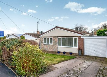 Thumbnail 2 bed bungalow for sale in School Road, Eccleshall, Stafford