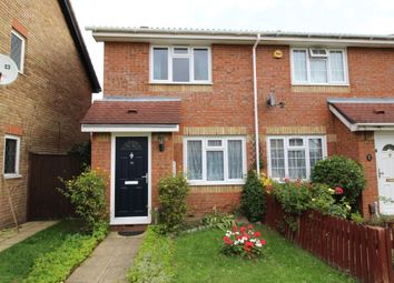 Thumbnail 2 bed terraced house for sale in Pacific Close, Feltham