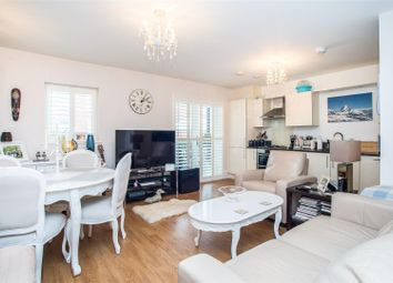 Thumbnail 1 bed flat for sale in Glanville Way, Epsom