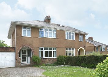 Thumbnail 3 bedroom semi-detached house for sale in Dunstone Road, Plymstock, Plymouth