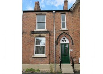 Thumbnail 2 bed terraced house to rent in Wellington Road, Wrexham