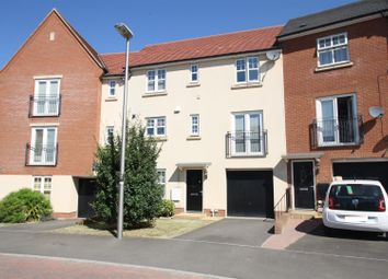 Thumbnail 4 bed town house for sale in St. Helena Avenue, Bletchley, Milton Keynes