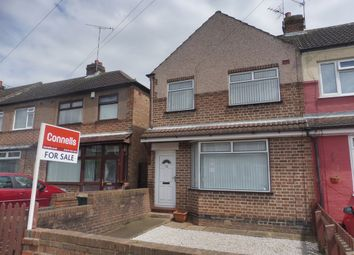 Thumbnail 3 bed end terrace house for sale in Glaisdale Avenue, Holbrooks, Coventry