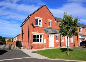Thumbnail 3 bed semi-detached house for sale in St. Gabriel Court, Leeds
