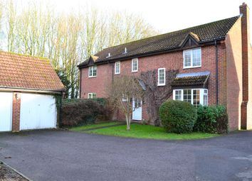 Thumbnail 4 bed detached house to rent in Hardys Field, Kingsclere, Newbury, Hampshire