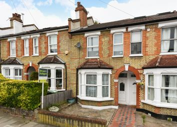 Thumbnail 3 bedroom terraced house for sale in Salehurst Road, Brockley, London