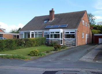Thumbnail 3 bed semi-detached house for sale in Rhoshendre, Waunfawr, Aberystwyth
