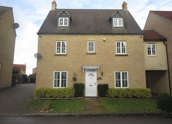 Thumbnail 5 bedroom link-detached house for sale in Brownset Drive, Kingsmead, Milton Keynes