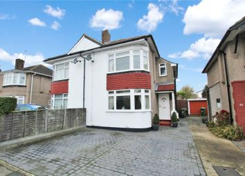 Thumbnail 3 bed semi-detached house for sale in Wendover Way, South Welling, Kent