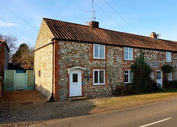 Thumbnail 2 bedroom cottage to rent in Burnham Road, North Creake, Fakenham