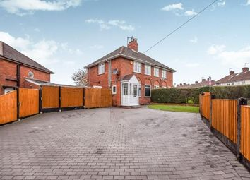 Thumbnail 3 bed semi-detached house for sale in Fernhill Grove, Birmingham, West Midlands