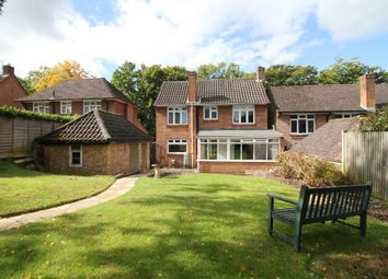 Thumbnail 3 bedroom detached house for sale in Chalk Hill, West End, Southampton