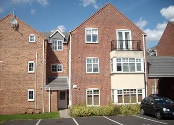 Thumbnail 2 bedroom flat to rent in Mulberry Drive, Lichfield