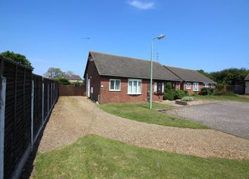 Thumbnail 1 bedroom bungalow for sale in Green Drive, Lowestoft