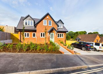 Thumbnail 4 bed detached house for sale in Telford Drive, Bewdley