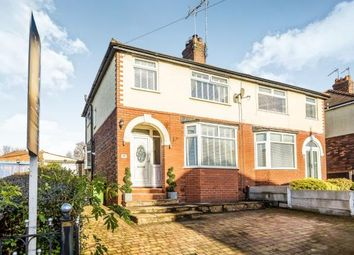 Thumbnail 3 bed semi-detached house for sale in Latham Avenue, Runcorn, Cheshire