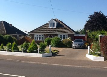 Thumbnail 4 bed detached bungalow for sale in High Road, Roydon, Diss