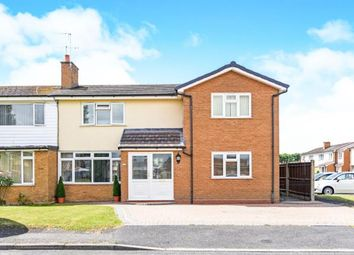 Thumbnail 4 bed end terrace house for sale in Norval Road, South Littleton, Evesham, Worcestershire