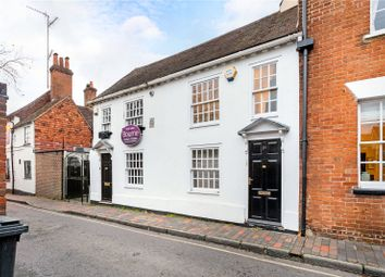 Thumbnail 1 bed terraced house for sale in Park Row, Farnham, Surrey