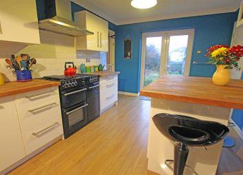 Thumbnail 3 bedroom semi-detached house for sale in Park Croft, Polegate