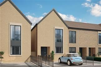 Thumbnail 2 bed terraced house for sale in Tadpole Rise, Swindon