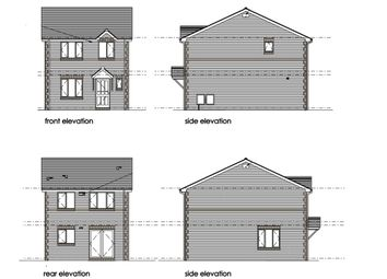 Thumbnail 3 bed detached house for sale in Kingswood Close, Hengoed, Caerphilly