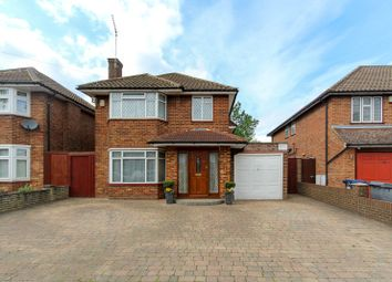 Thumbnail 3 bed detached house for sale in Hartland Drive, Edgware