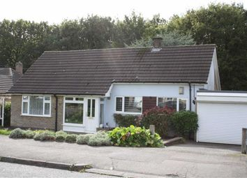 Thumbnail 2 bed detached bungalow for sale in Woodlands Drive, Groby, Leicester