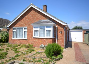 Thumbnail 2 bed detached bungalow for sale in Upperfield Drive, Felixstowe
