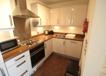Thumbnail 1 bed flat to rent in Rillaton Walk, Milton Keynes