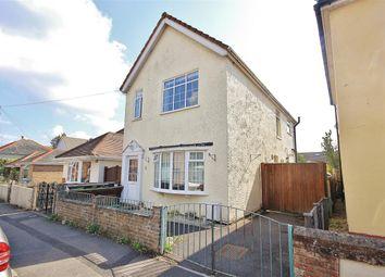 Thumbnail 3 bed detached house for sale in Pembroke Road, Parkstone, Poole