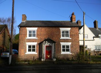 Thumbnail 3 bed cottage to rent in Smithy Cottage, Nantwich Road, Broxton, Cheshire